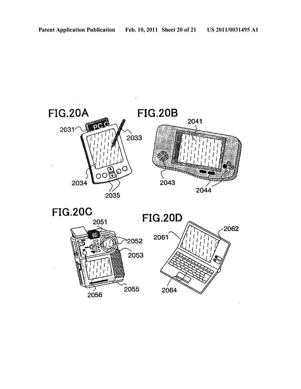 Liquid Crystal Display Device, Electronic Device Having the Same, and Manufacturing Method of the Same - diagram, schematic, and image 21