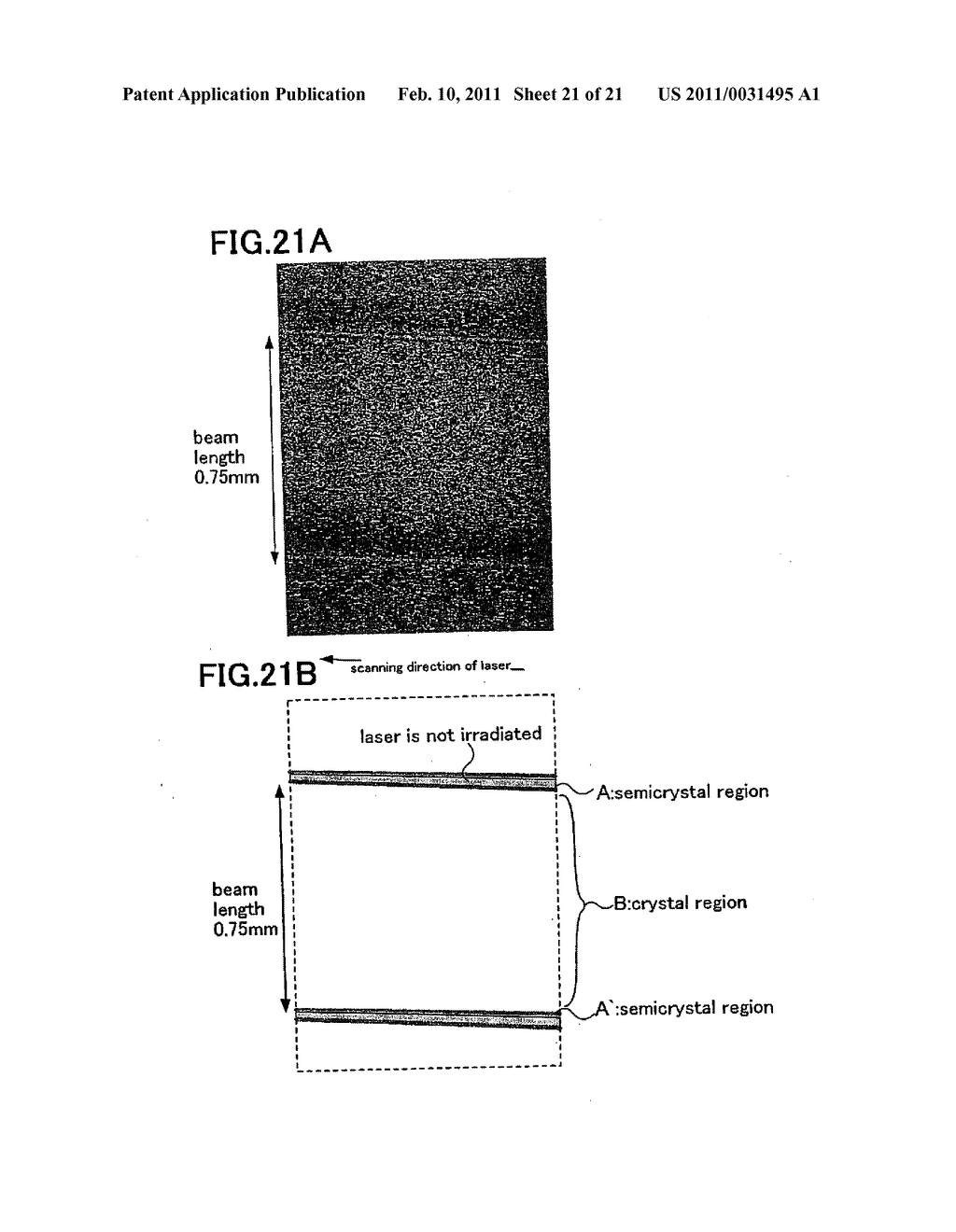 Liquid Crystal Display Device, Electronic Device Having the Same, and Manufacturing Method of the Same - diagram, schematic, and image 22