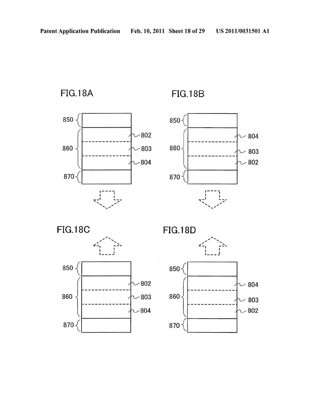 DISPLAY DEVICE AND MANUFACTURING METHOD OF DISPLAY DEVICE - diagram, schematic, and image 19