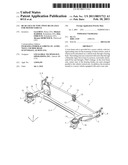 REAR AXLE OF TYPE TWIST BEAM AXLE FOR MOTOR VEHICLE diagram and image