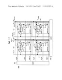 Pixel circuit and display device diagram and image