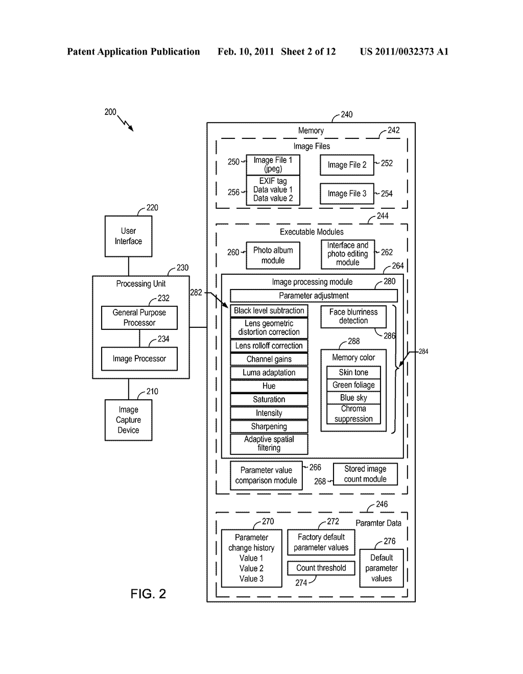 APPARATUS AND METHOD OF PROCESSING IMAGES - diagram, schematic, and image 03