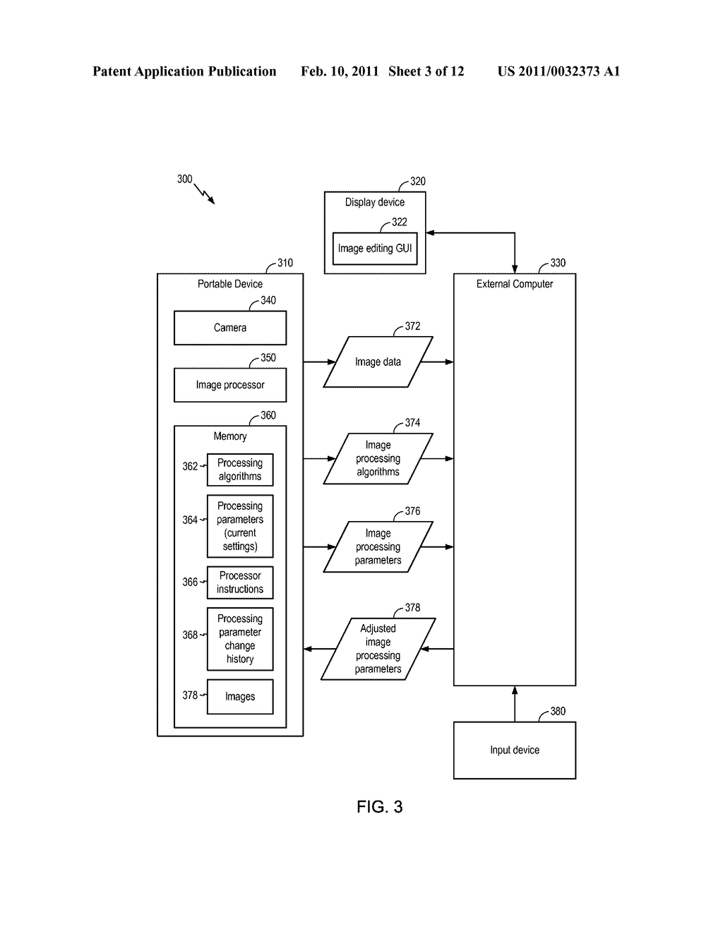 APPARATUS AND METHOD OF PROCESSING IMAGES - diagram, schematic, and image 04