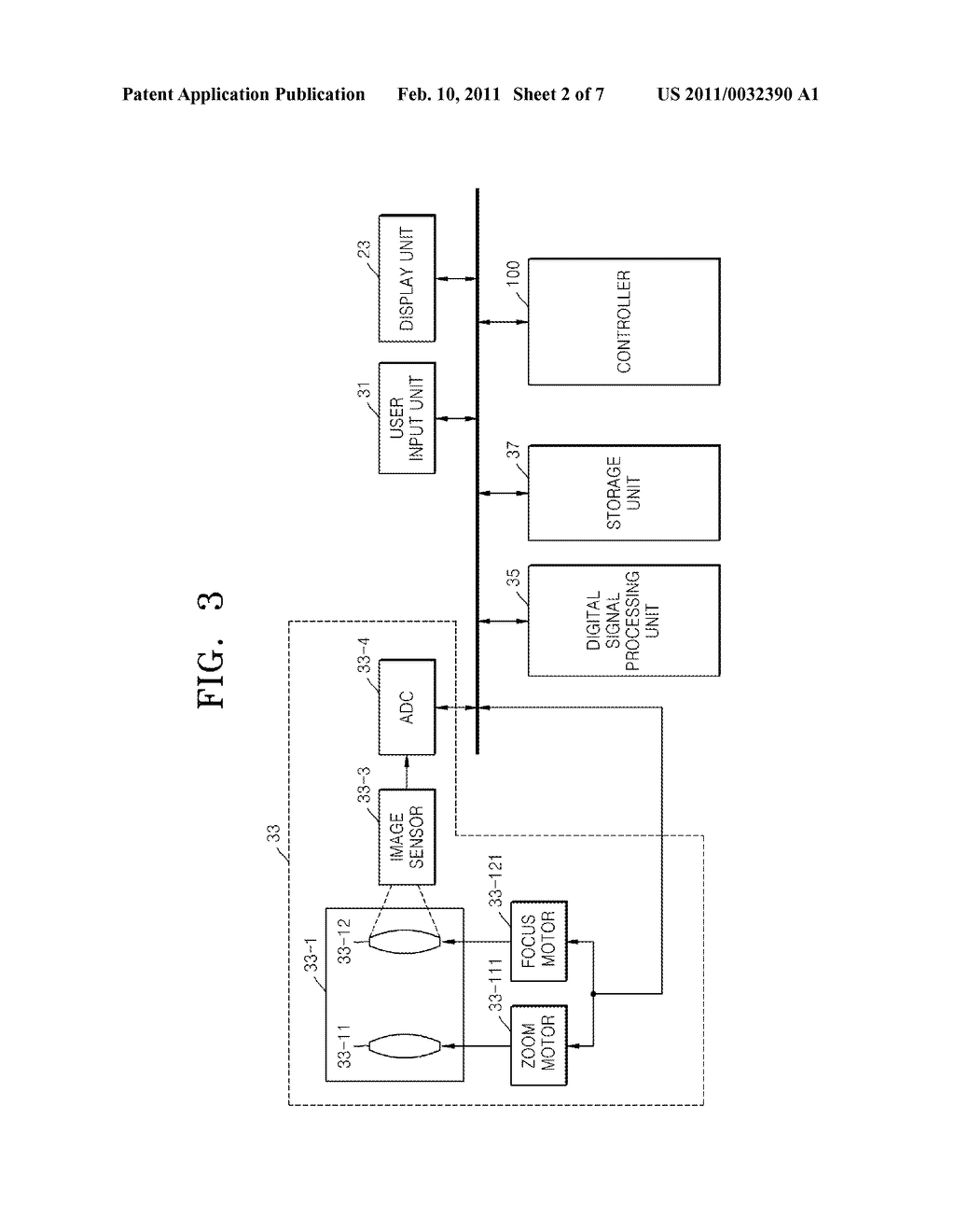 DIGITAL PHOTOGRAPHING APPARATUS AND MOVING PICTURE CAPTURING METHOD PERFORMED BY THE SAME - diagram, schematic, and image 03