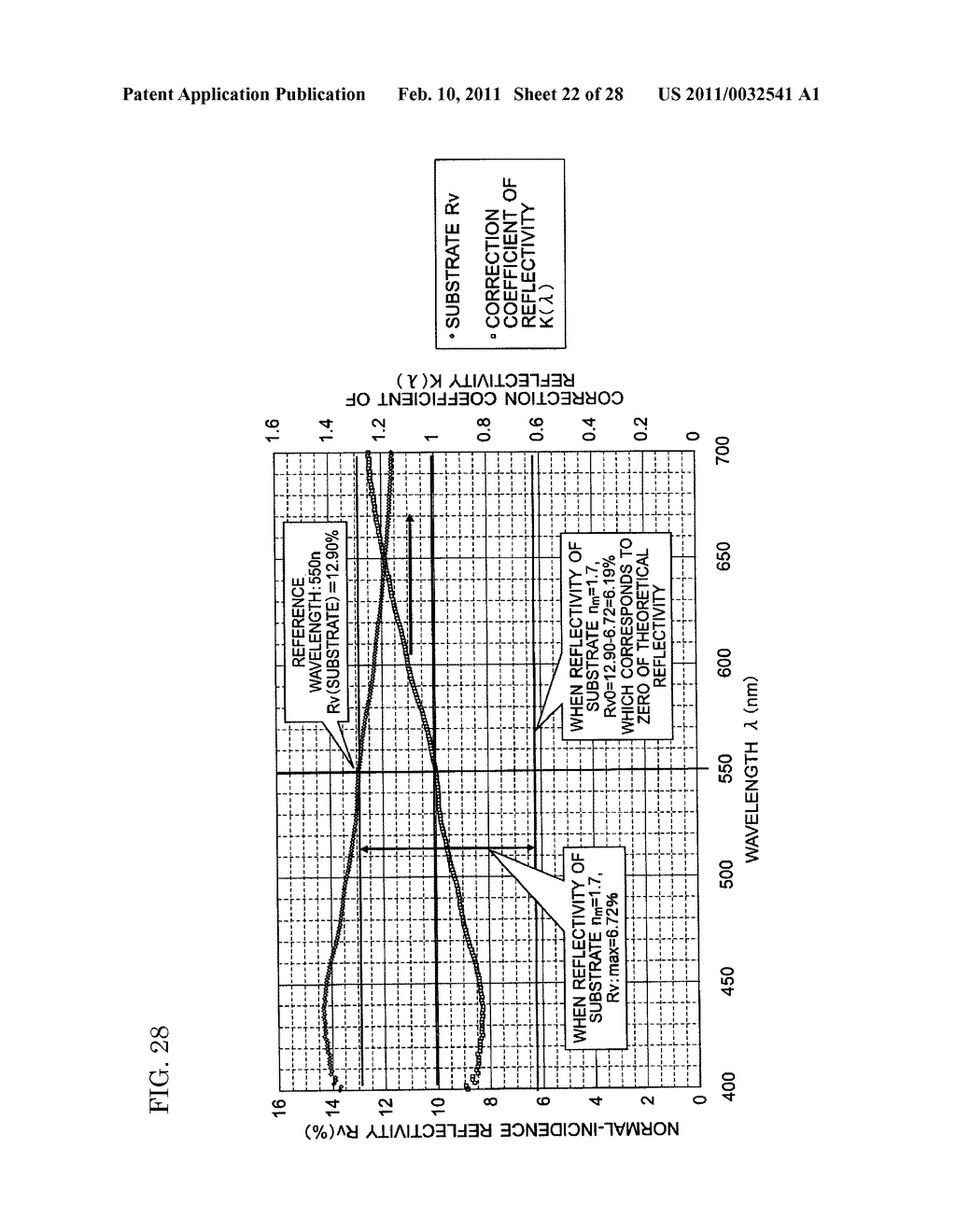 FILM THICKNESS MEASURING DEVICE AND FILM THICKNESS MEASURING METHOD - diagram, schematic, and image 23