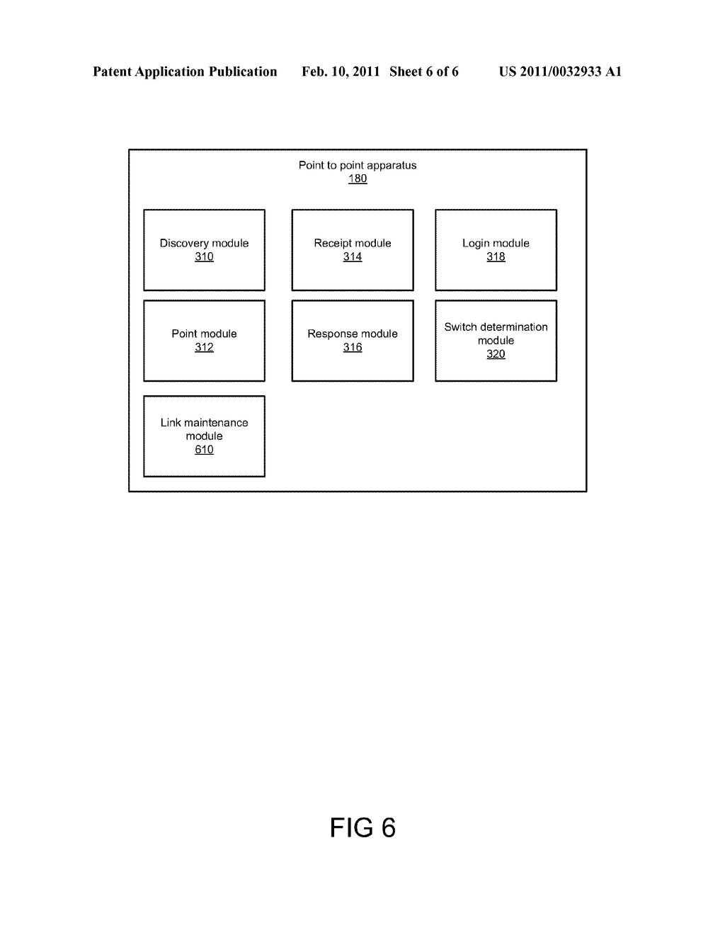 Apparatus, System, and Method for Establishing Point to Point Connections in FCOE - diagram, schematic, and image 07