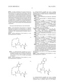 MACROCYCLIC COMPOUNDS AS HEPATITIS C VIRUS INHIBITORS diagram and image