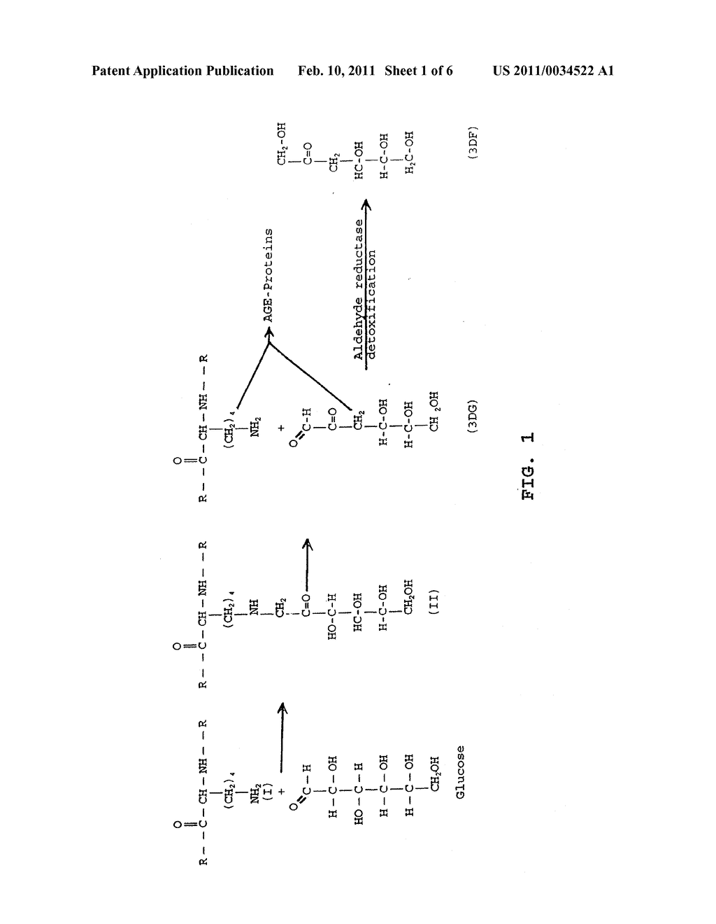 METHODS FOR ALLEVIATING DELETERIOUS EFFECTS OF 3-DEOXYGLUCOSONE - diagram, schematic, and image 02