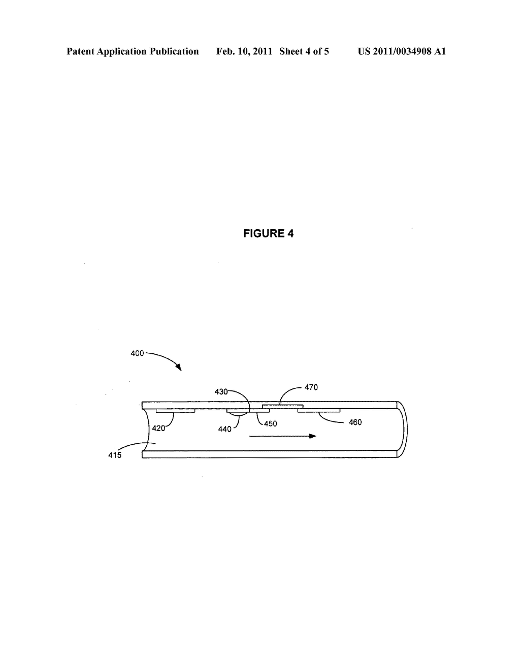Device for actively removing a target component from blood or lymph of a vertebrate subject - diagram, schematic, and image 05