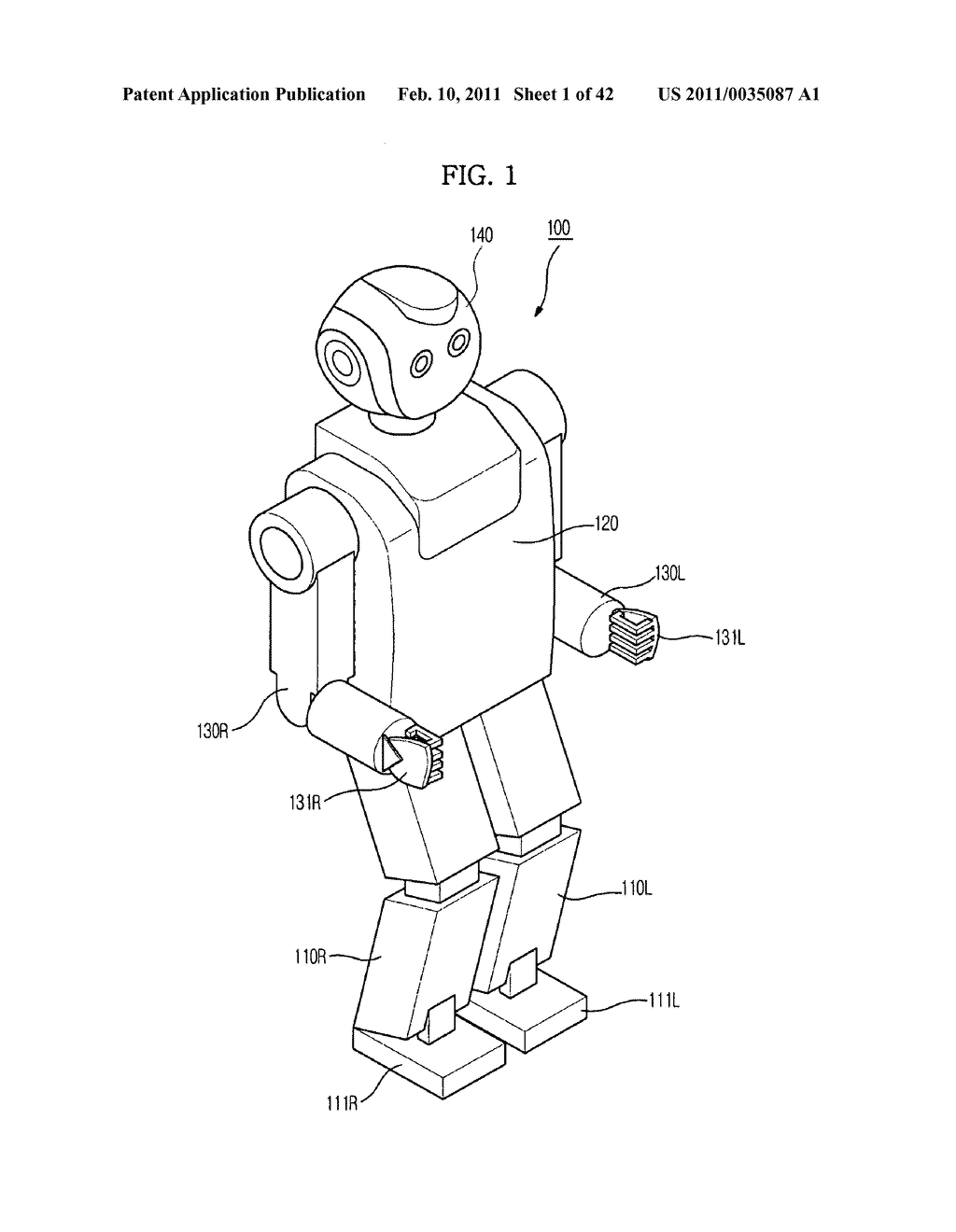 Method and apparatus to plan motion path of robot - diagram, schematic, and image 02