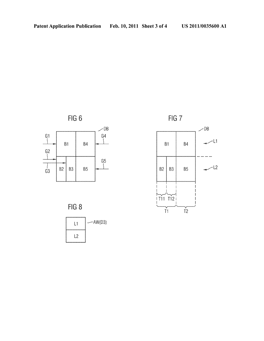 METHOD AND DEVICE FOR TRANSCODING DURING AN ENCRYPTION-BASED ACCESS CHECK ON A DATABASE - diagram, schematic, and image 04