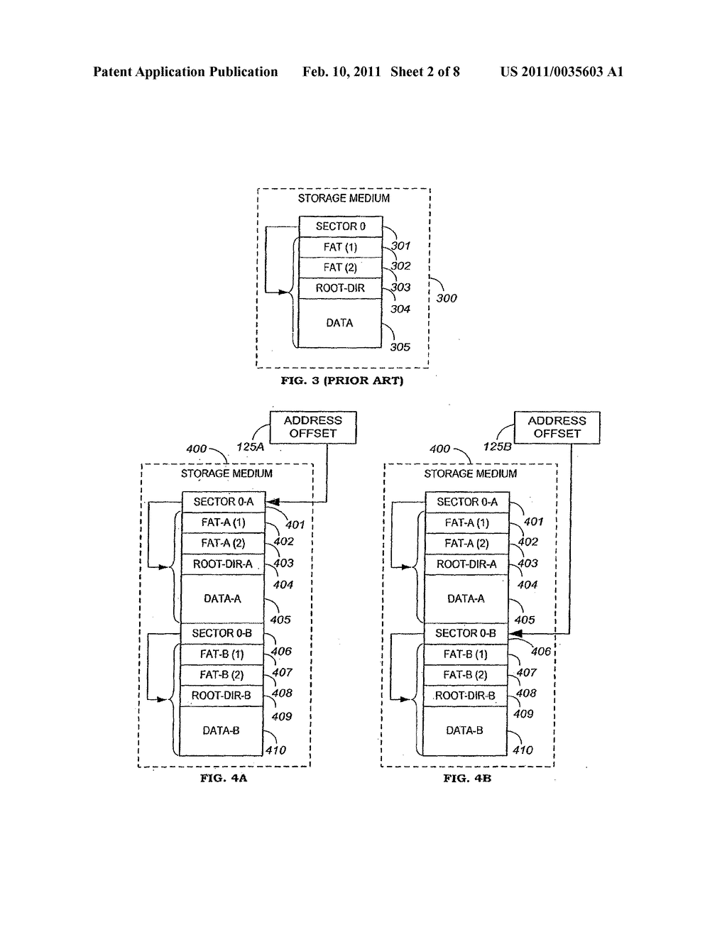 Apparatus and Method for Securing Data on a Portable Storage Device - diagram, schematic, and image 03