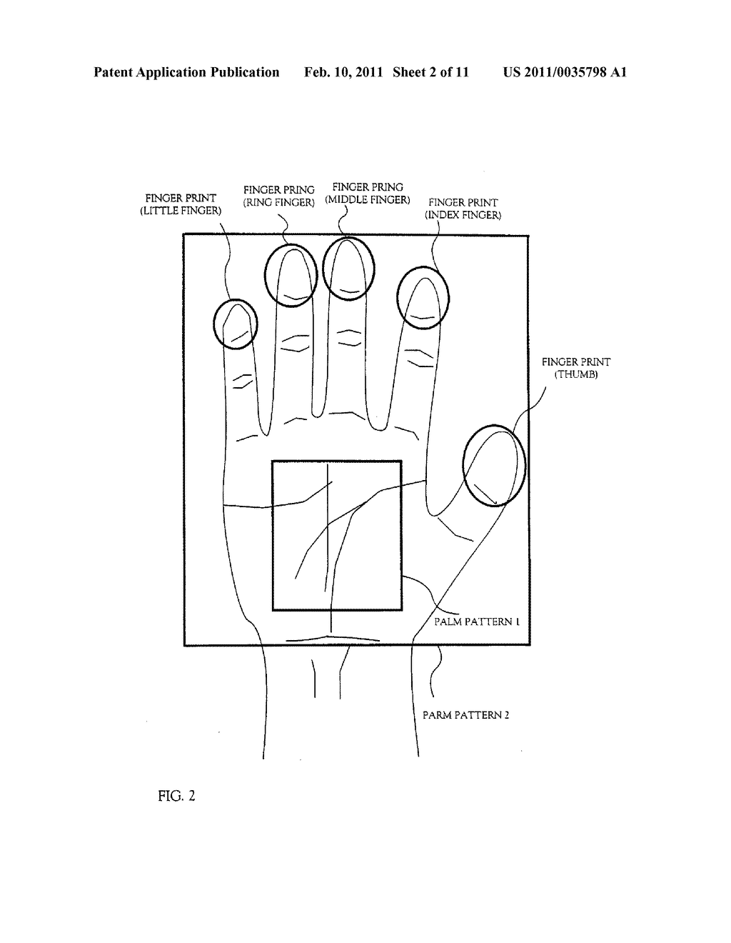 SYSTEM FOR IDENTIFYING AN INDIVIDUAL, A METHOD FOR IDENTIFYING AN INDIVIDUAL OR A BUSINESS METHOD - diagram, schematic, and image 03