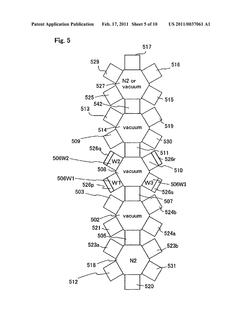 Light Emitting Device, Electronic Equipment and Apparatus For Manufacturing the Same - diagram, schematic, and image 06