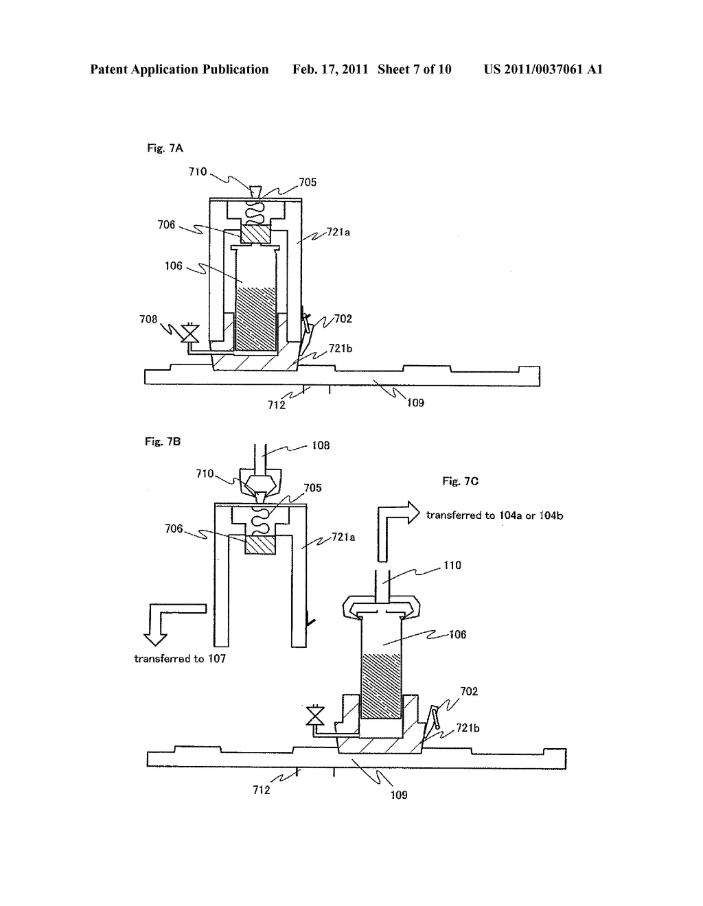 Light Emitting Device, Electronic Equipment and Apparatus For Manufacturing the Same - diagram, schematic, and image 08