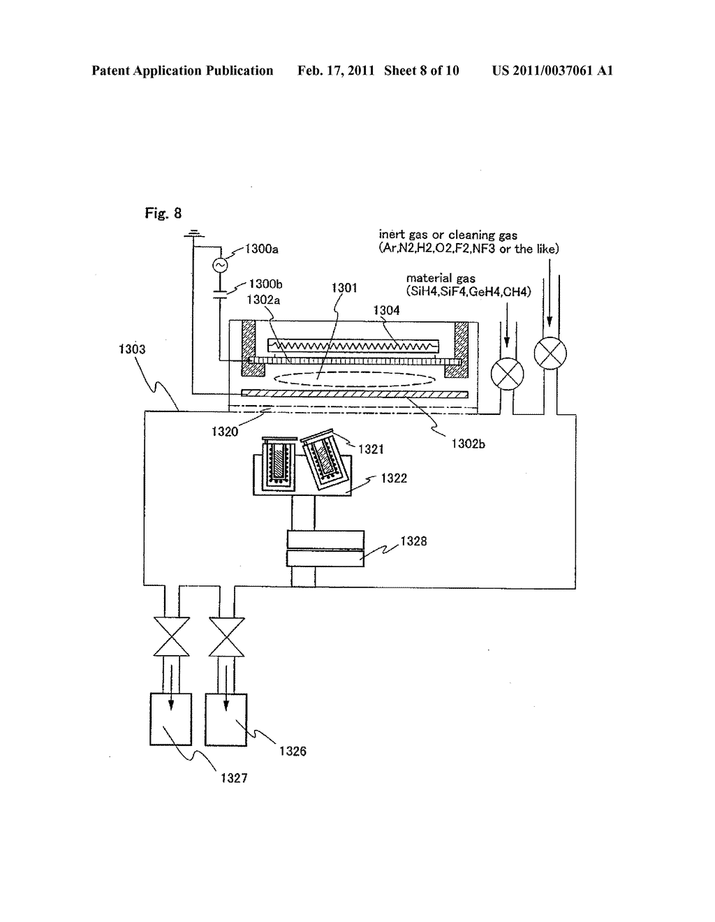 Light Emitting Device, Electronic Equipment and Apparatus For Manufacturing the Same - diagram, schematic, and image 09