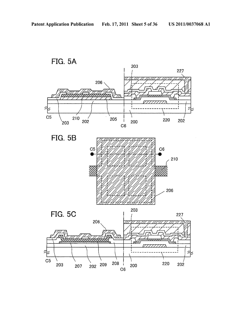 SEMICONDUCTOR DEVICE AND METHOD FOR MANUFACTURING THE SAME - diagram, schematic, and image 06