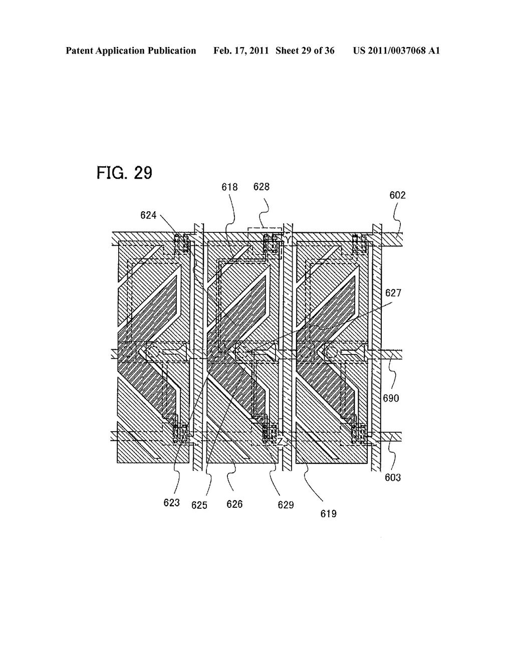 SEMICONDUCTOR DEVICE AND METHOD FOR MANUFACTURING THE SAME - diagram, schematic, and image 30