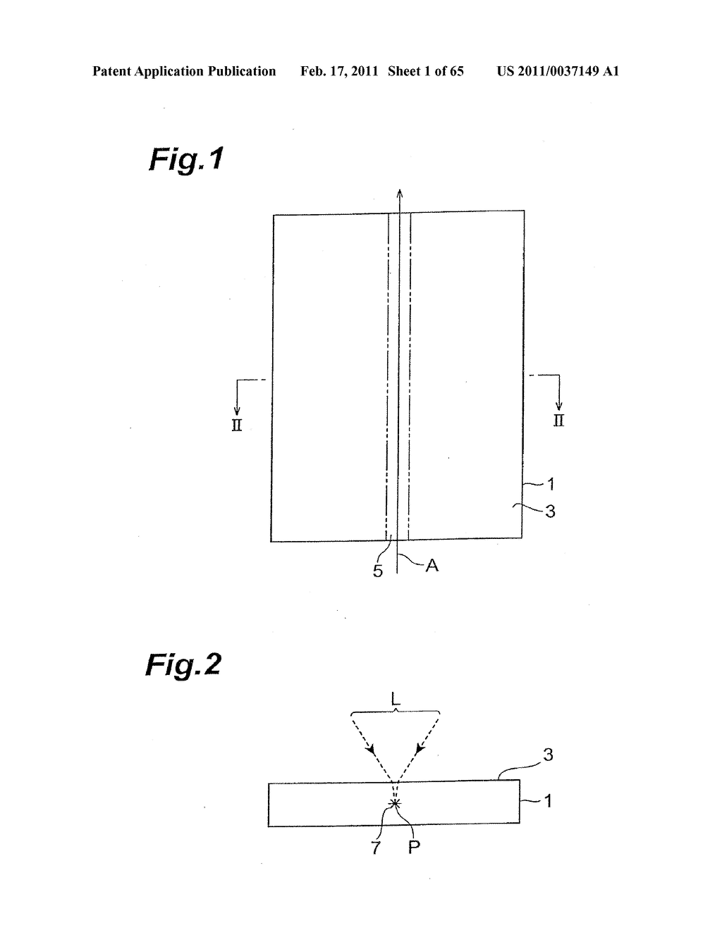METHOD OF CUTTING A WAFER-LIKE OBJECT AND SEMICONDUCTOR CHIP - diagram, schematic, and image 02