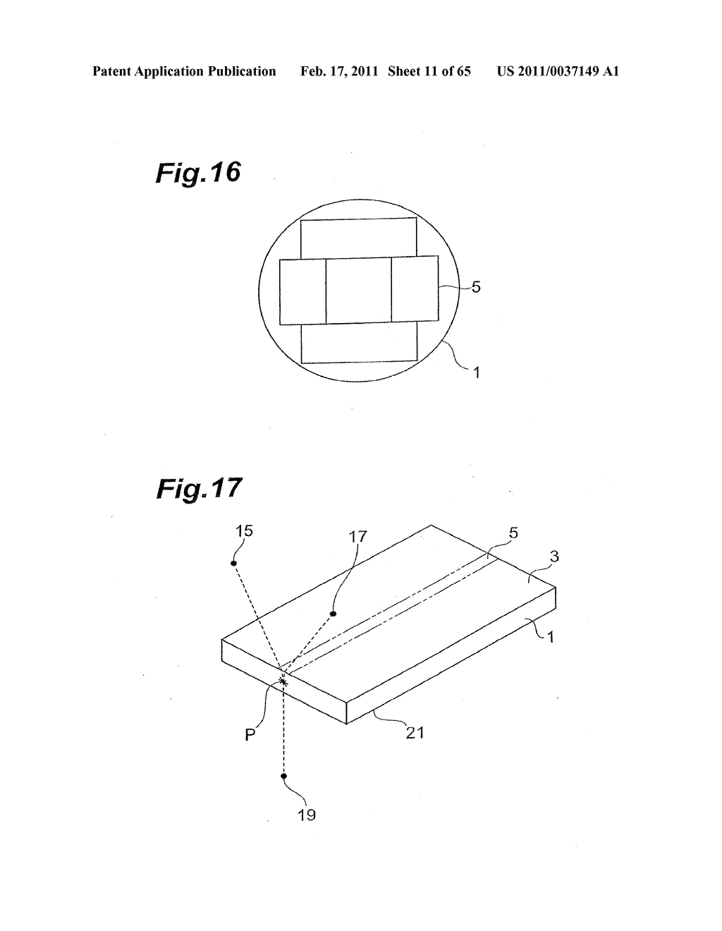METHOD OF CUTTING A WAFER-LIKE OBJECT AND SEMICONDUCTOR CHIP - diagram, schematic, and image 12