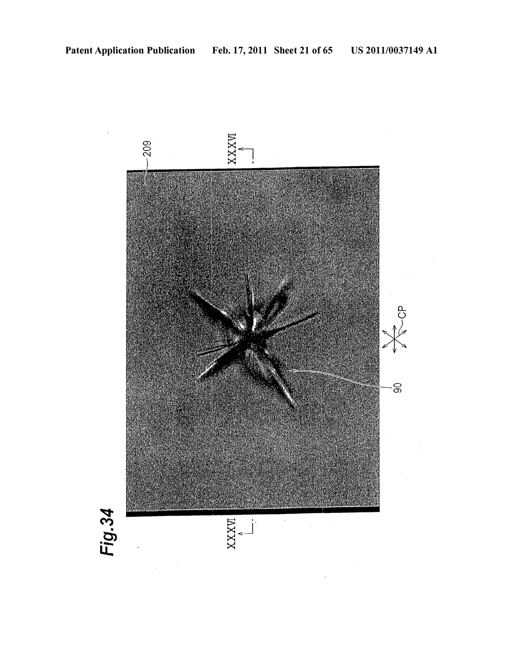 METHOD OF CUTTING A WAFER-LIKE OBJECT AND SEMICONDUCTOR CHIP - diagram, schematic, and image 22