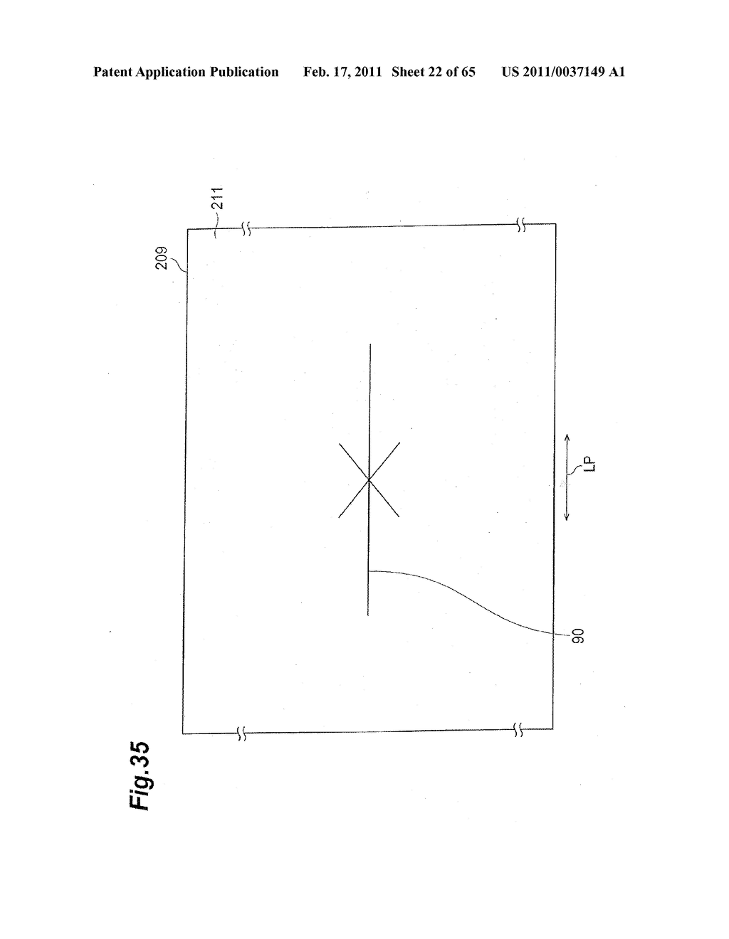 METHOD OF CUTTING A WAFER-LIKE OBJECT AND SEMICONDUCTOR CHIP - diagram, schematic, and image 23