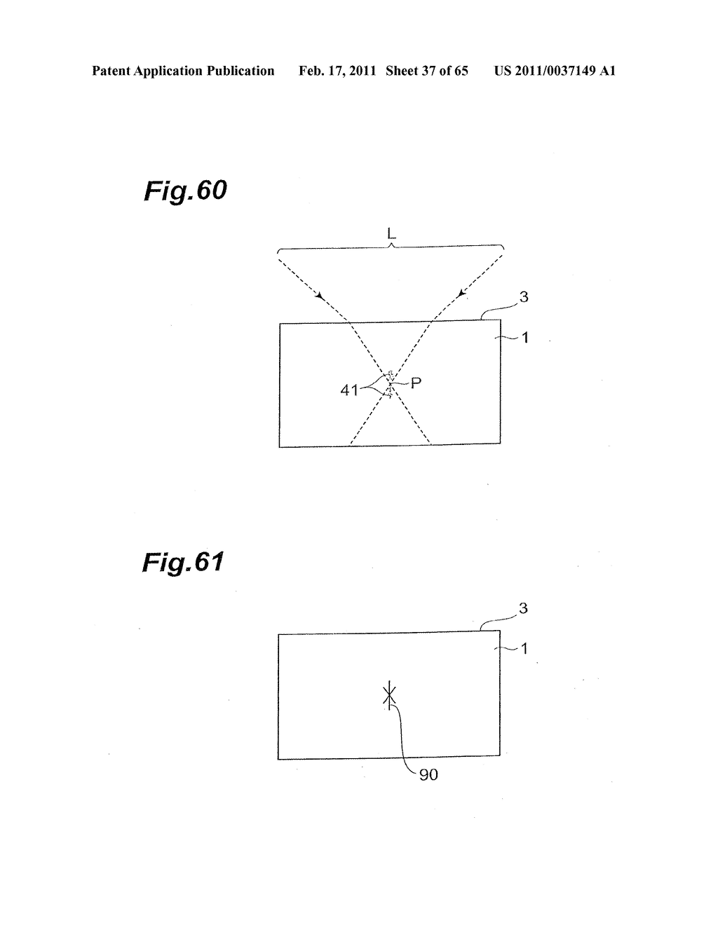 METHOD OF CUTTING A WAFER-LIKE OBJECT AND SEMICONDUCTOR CHIP - diagram, schematic, and image 38