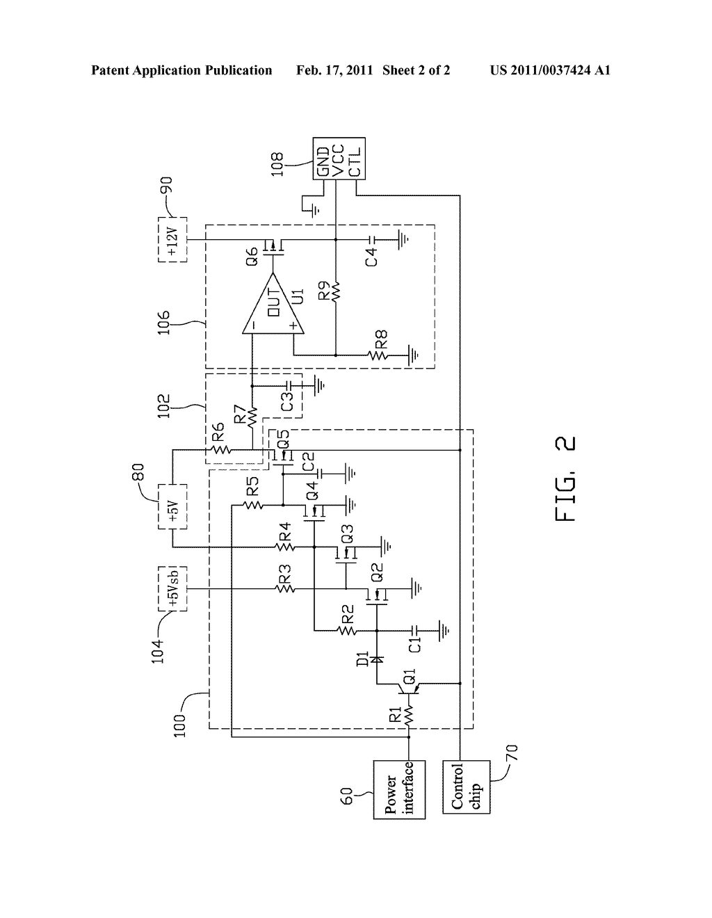 CONTROL CIRCUIT FOR FAN - diagram, schematic, and image 03