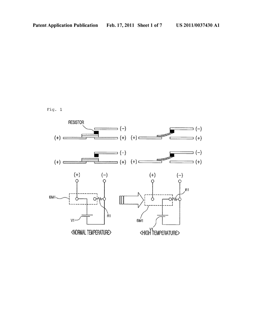 Safety Switch for Secondary Battery for Electric Vehicle and Charging Discharging System for Secondary Battery for Electric Vehicle Using the Same - diagram, schematic, and image 02