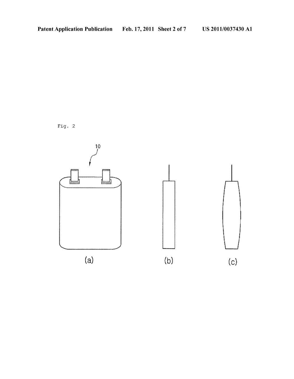 Safety Switch for Secondary Battery for Electric Vehicle and Charging Discharging System for Secondary Battery for Electric Vehicle Using the Same - diagram, schematic, and image 03