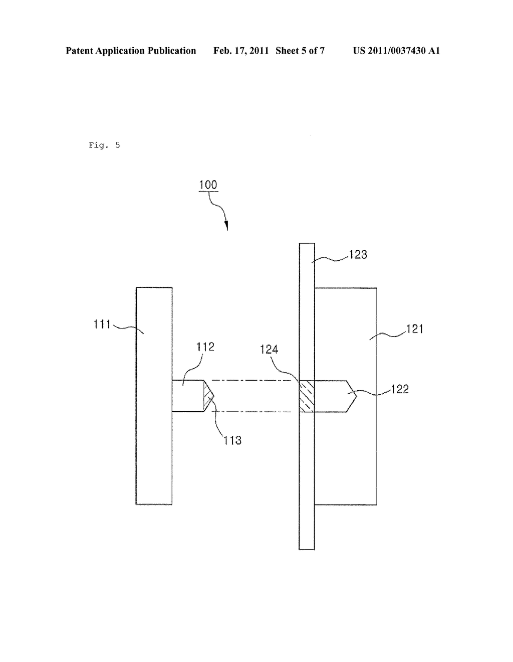 Safety Switch for Secondary Battery for Electric Vehicle and Charging Discharging System for Secondary Battery for Electric Vehicle Using the Same - diagram, schematic, and image 06