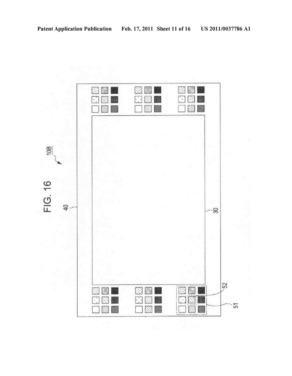 Display device, method for correcting luminance degradation, and electronic apparatus - diagram, schematic, and image 12