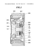 ZOOM LENS BARREL AND IMAGE PICKUP APPARATUS HAVING THE SAME diagram and image
