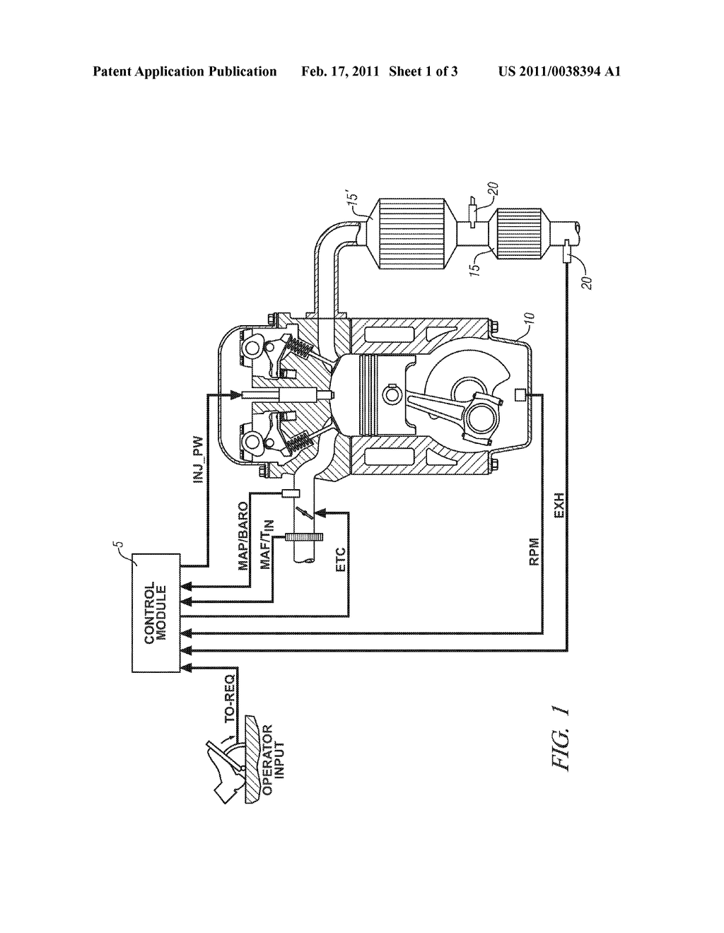 METHOD AND APPARATUS FOR DETERMINING TEMPERATURE IN A GAS FEEDSTREAM - diagram, schematic, and image 02