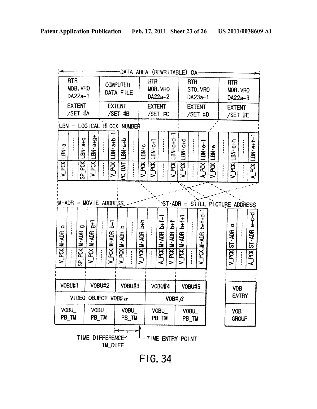 INFORMATION STORAGE MEDIUM AND INFORMATION RECORDING PLAYBACK SYSTEM - diagram, schematic, and image 24