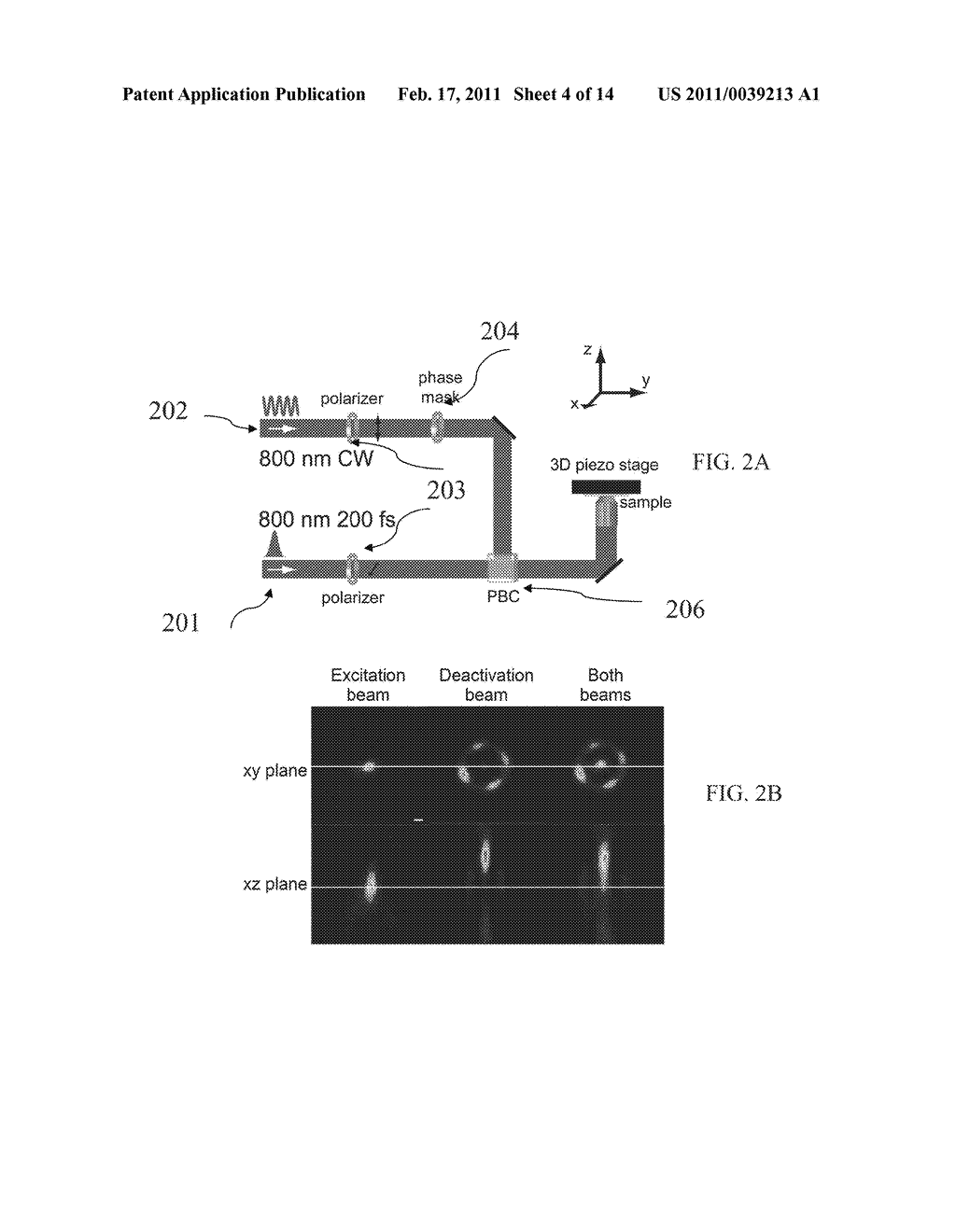 METHOD AND SYSTEM FOR PHOTOLITHOGRAPHIC FABRICATION WITH RESOLUTION FAR BELOW THE DIFFRACTION LIMIT - diagram, schematic, and image 05