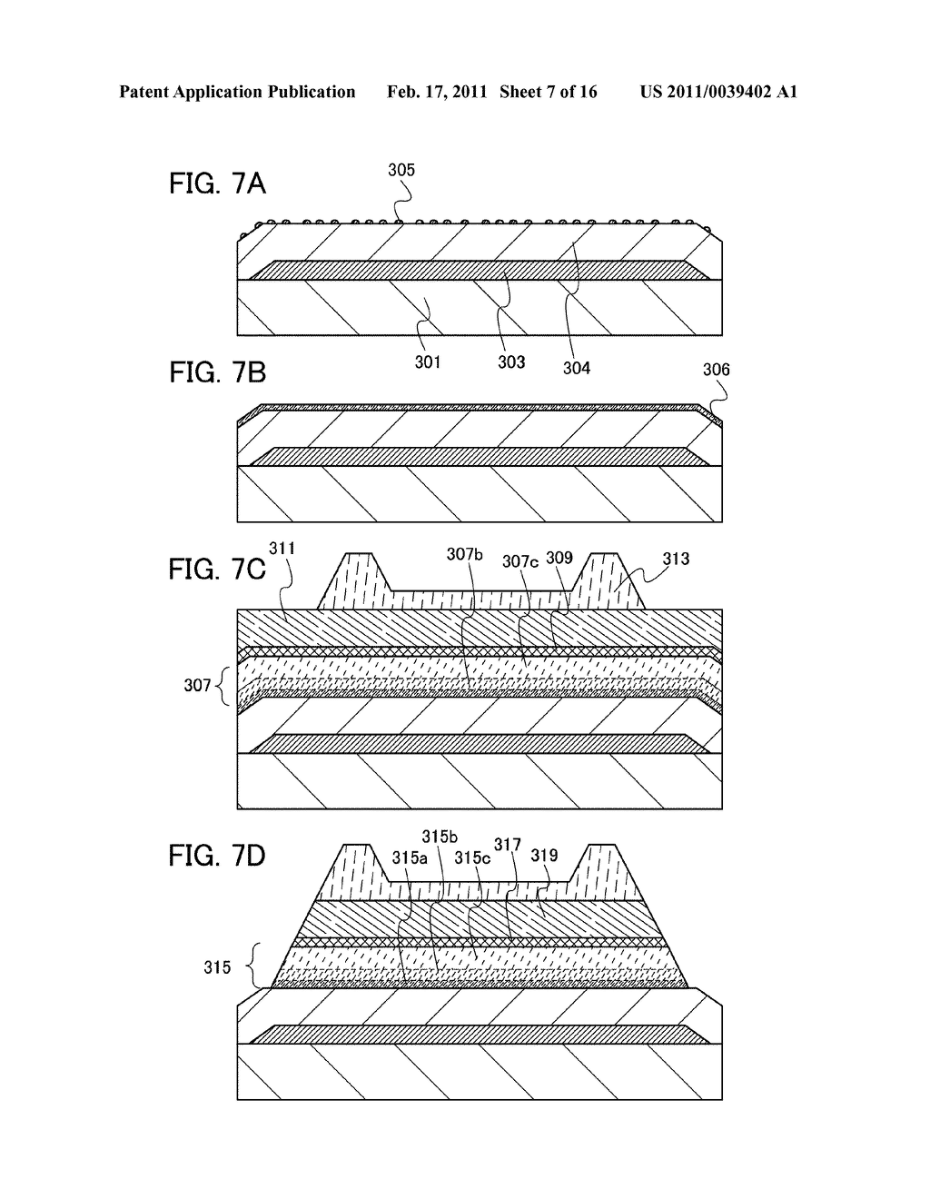 METHOD FOR MANUFACTURING MICROCRYSTALLINE SEMICONDUCTOR FILM AND THIN FILM TRANSISTOR - diagram, schematic, and image 08
