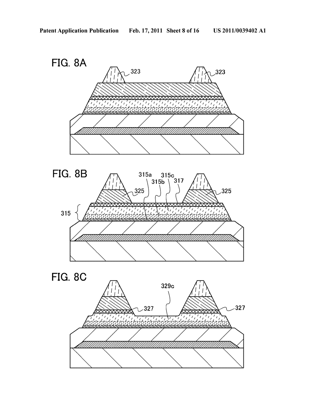 METHOD FOR MANUFACTURING MICROCRYSTALLINE SEMICONDUCTOR FILM AND THIN FILM TRANSISTOR - diagram, schematic, and image 09