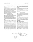 PHARMACEUTICAL COMPOSITIONS FOR INHIBITING ANGIOGENESIS diagram and image