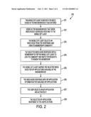 SYSTEM AND METHOD FOR COMMUNICATING WITH A NETWORK OF PRINTERS USING A MOBILE DEVICE diagram and image