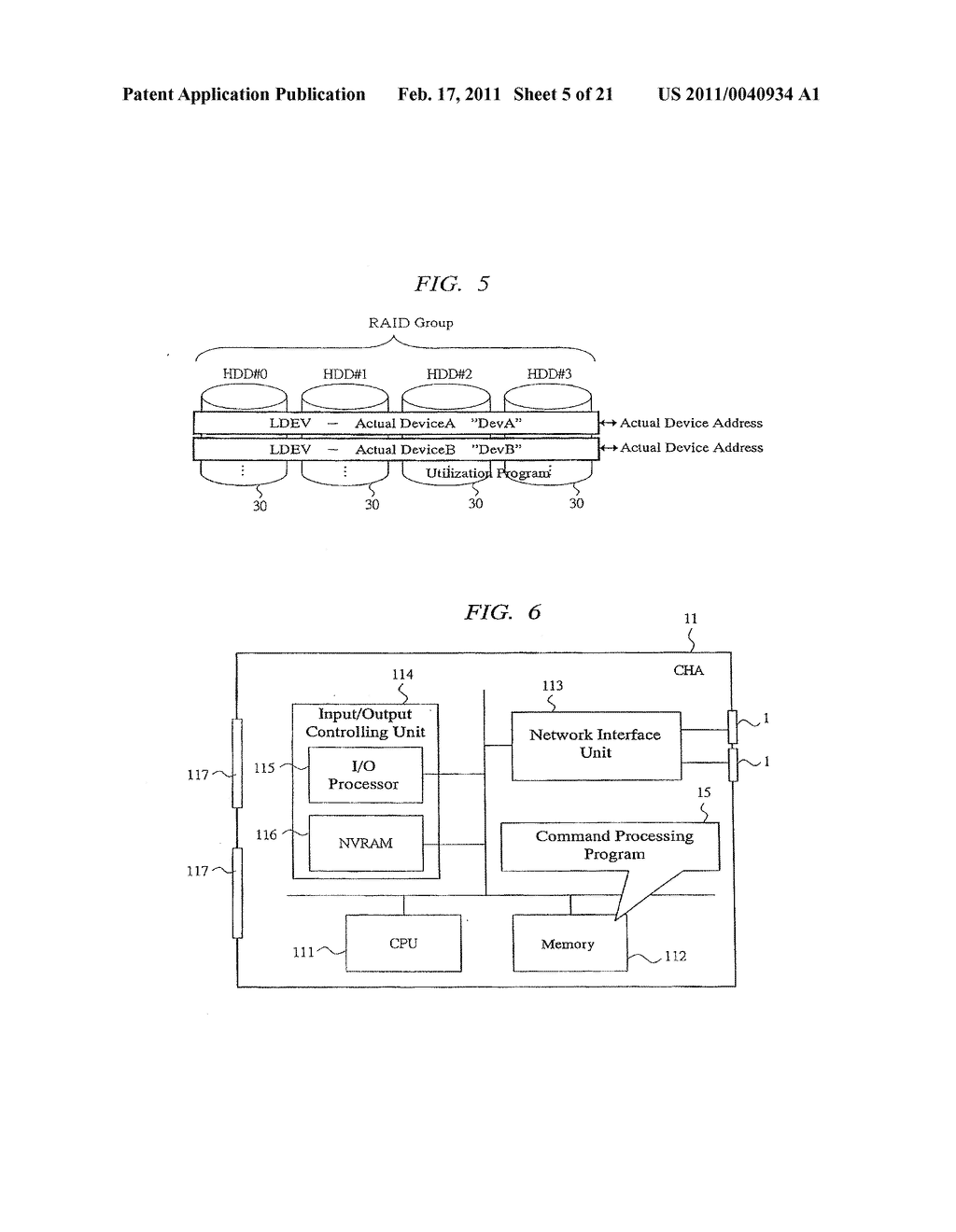 STORAGE APPARATUS HAVING VIRTUAL-TO-ACTUAL DEVICE ADDRESSING SCHEME - diagram, schematic, and image 06