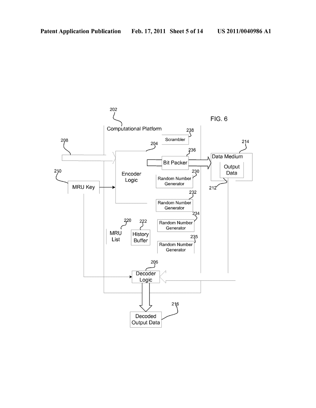 METHOD, SYSTEM, AND PROGRAM FOR SECURELY PROVIDING KEYS TO ENCODE AND DECODE DATA IN A STORAGE CARTRIDGE - diagram, schematic, and image 06
