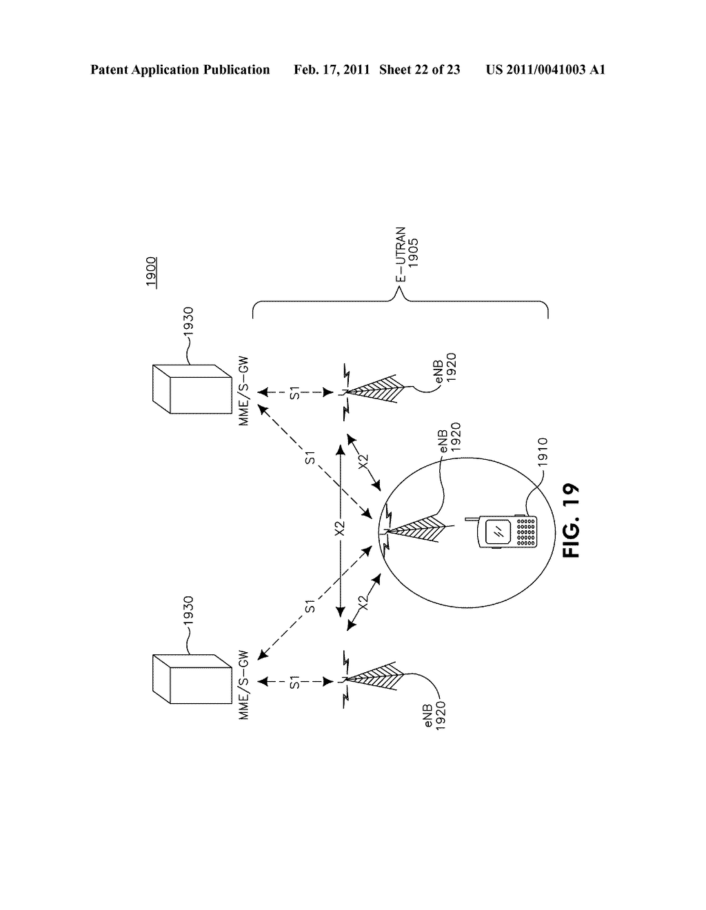 METHOD AND APPARATUS FOR H(e)NB INTEGRITY VERIFICATION AND VALIDATION - diagram, schematic, and image 23