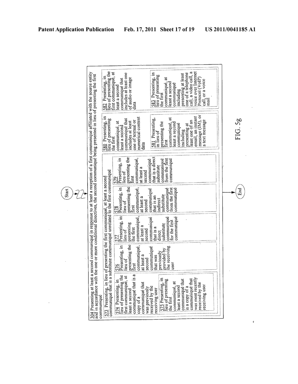 Obfuscating identity of a source entity affiliated with a communique directed to a receiving user and in accordance with conditional directive provided by the receiving user - diagram, schematic, and image 18
