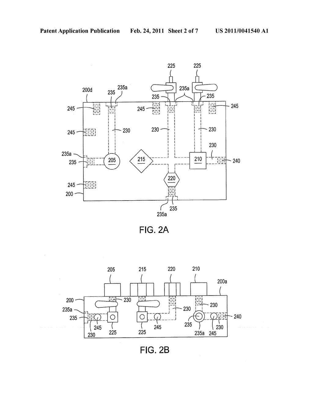 MODULAR UPGRADEABLE PNEUMATIC/HYDRAULIC MANIFOLD - diagram, schematic, and  image 03 | Hydraulic Manifold Schematic |  | Patents