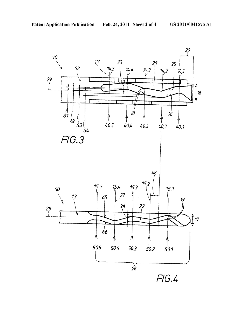 LOCKING DEVICE COMPRISING A KEY AND A LOCKING CYLINDER - diagram, schematic, and image 03