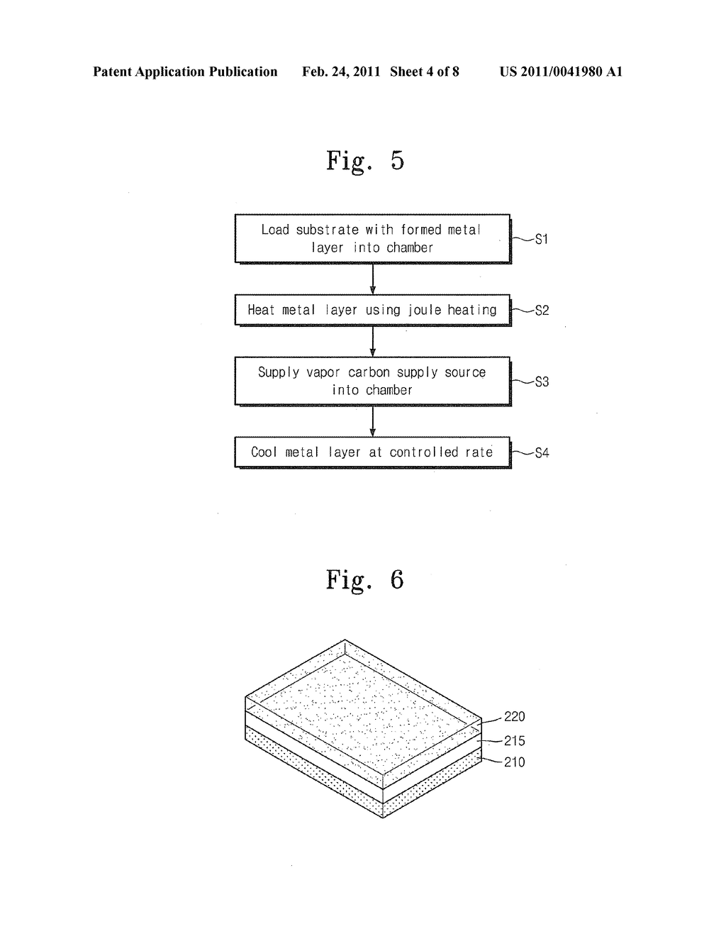 ELECTRONIC DEVICE UTILIZING GRAPHENE ELECTRODES AND OGRANIC/INORGANIC HYBRID COMPOSITES AND METHOD OF MANUFACTURING THE ELECTRONIC DEVICE - diagram, schematic, and image 05