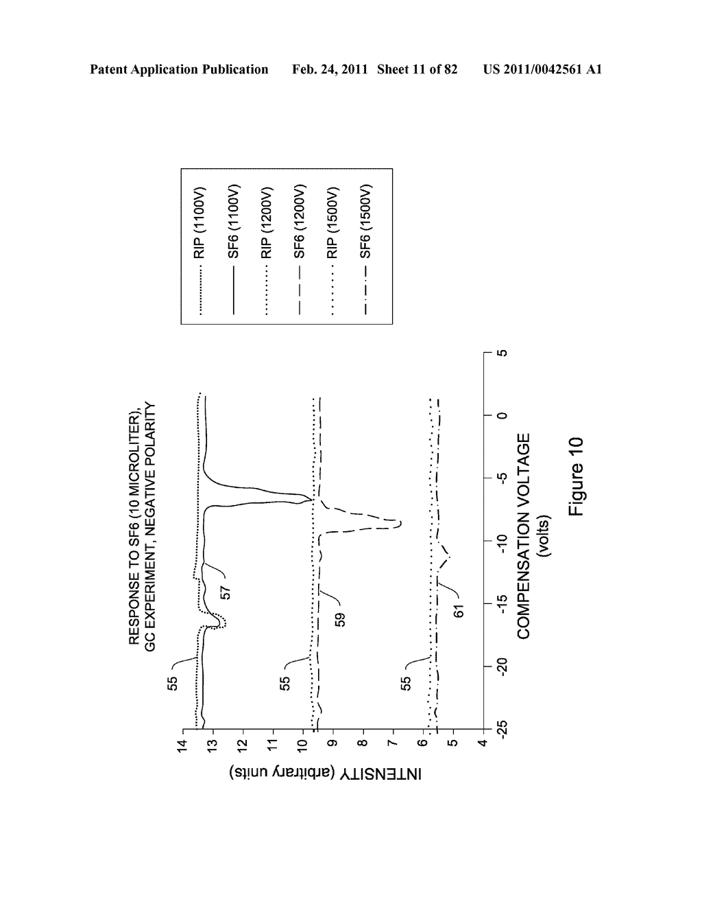 METHODS AND APPARATUS FOR ENHANCED ION BASED SAMPLE DETECTION USING SELECTIVE PRE-SEPARATION AND AMPLIFICATON - diagram, schematic, and image 12