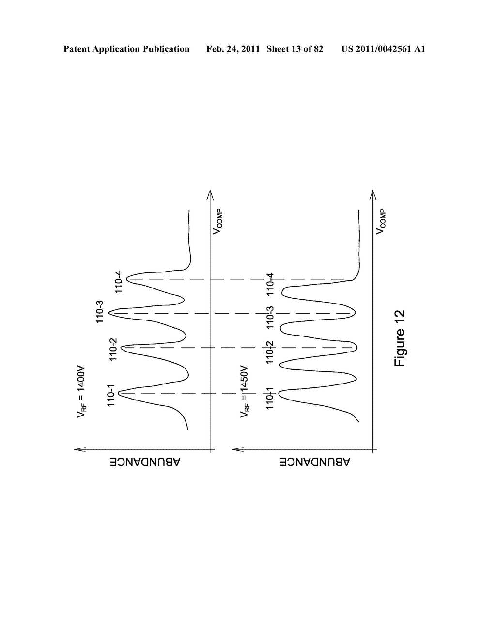 METHODS AND APPARATUS FOR ENHANCED ION BASED SAMPLE DETECTION USING SELECTIVE PRE-SEPARATION AND AMPLIFICATON - diagram, schematic, and image 14