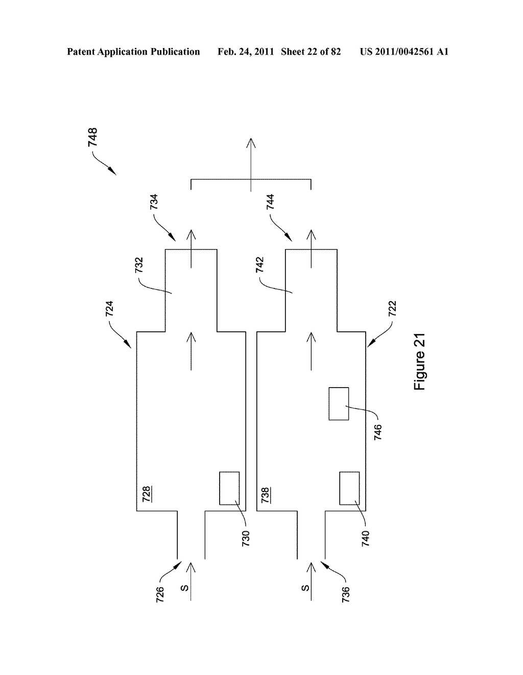 METHODS AND APPARATUS FOR ENHANCED ION BASED SAMPLE DETECTION USING SELECTIVE PRE-SEPARATION AND AMPLIFICATON - diagram, schematic, and image 23